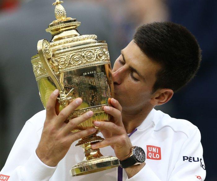 Campeones del Wimbledon 2015