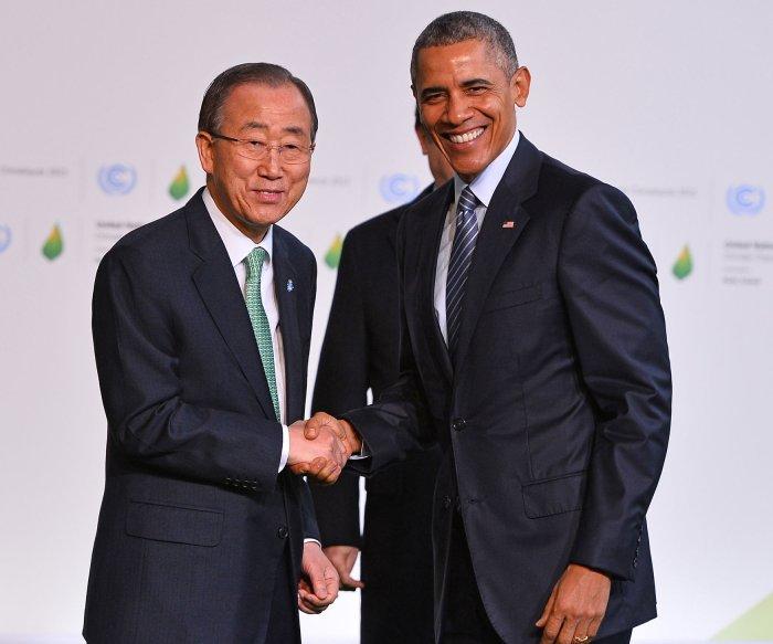 Conferencia sobre el Cambio Climático de la ONU