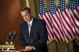 Boehner a Obama: La Cámara se levantará ante medidas migratorias