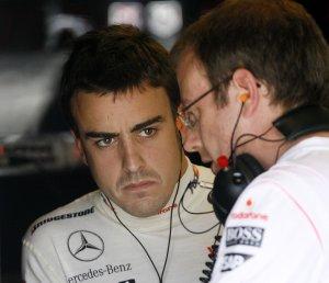 Ferrari confirma salida de Fernando Alonso