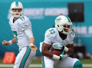 Dolphins de Miami derrotan a los Bills de Búfalo en inicio de la semana 11 de la NFL