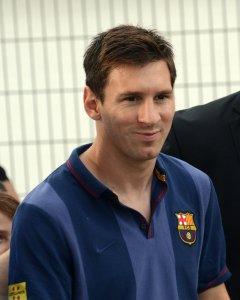 Messi se convirtió en el máximo goleador de la Liga de Campeones