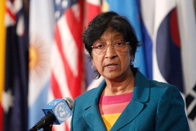La Alta Comisionada para los Derechos Humanos de la ONU, Navi Pillay (cc/UN Photo/Paulo Filgueiras)