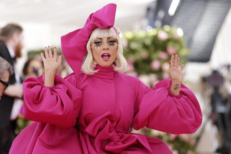 Lady Gaga compartió sus esperanzas de hacer más música y películas, casarse y tener hijos. Foto de archivo de John Angelillo / UPI