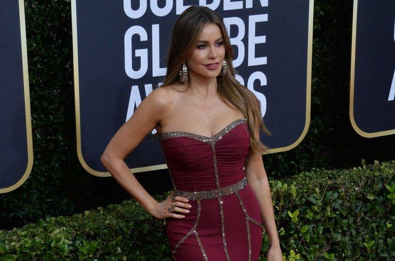 Sofía Vergara dice que nunca esperó un papel como el que interpretó en Modern Family. Foto de archivo por Jim Ruymen / UPI