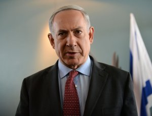 Israel Prime Minister Benjamin Netanyahu Makes Statement On Iran Before Meeting US Secretary Of State John Kerry