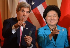 U.S.-China Consultation on People-to-People Exchange in Washington