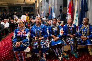 President Obama Speaks At Tribal Nations Conference in Washington, D.C.