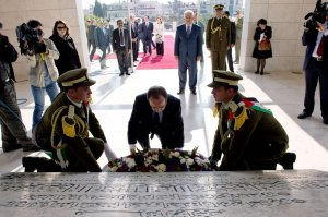 French President Hollande Visits Israel and Palestinian Territories