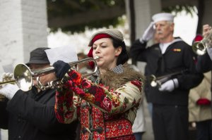 Bugle Call to Remember at Arlington National Cemetery