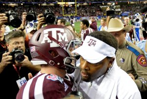 Duke plays Texas A&M in the Chick-fil-A Bowl