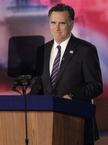 Mitt Romney Election Night Rally in Boston