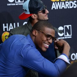 Cartoon Network's Hall of Game Awards held in Santa Monica, California