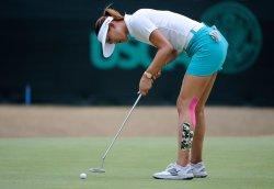 Round one of the Women's U.S. Open at Pinehurst No. 2 in North Carolina