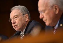 Senate Judiciary Committee holds a Hearing on Immigration Reform in Washington