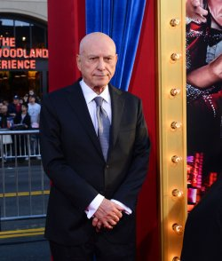"Alan Arkin attends ""The Incredible Burt Wonderstone"" premiere in Los Angeles"