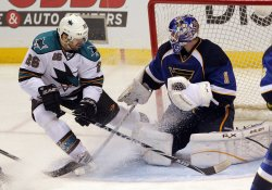 Stanley Cup Playoffs San Jose Sharks vs St. Louis Blues