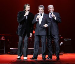 The Golden Boys perform in concert in Hollywood, Florida
