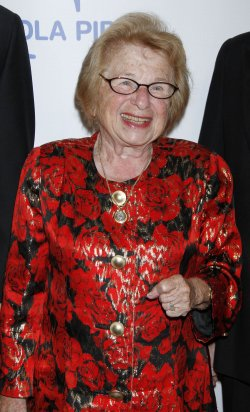 Dr. Ruth Westheimer arrives for the Land of Dreams Haiti, Happy Hearts Fund Benefit in New York