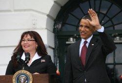 President Obama kicks off Soldier Ride in Washington