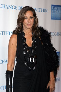 "Donna Karan arrives for the 2nd Annual ""Change Begins Within"" Benefit in New York"