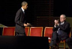 President Obama speaks at Holbrooke memorial service in Washington