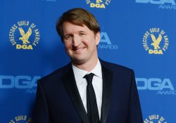 Tom Hooper attends the 65th annual DGA Awards in Los Angeles