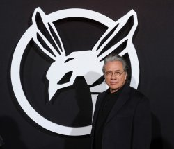 """Edward James Olmos attends """"The Green Hornet"""" premiere in Los Angeles"""