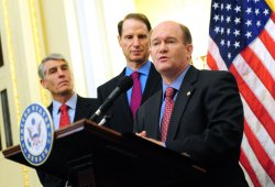Sen Coons speaks on same sex marriage rights in Washington
