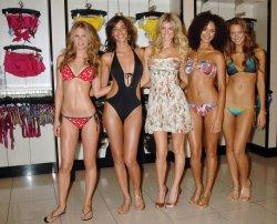 Victoria's Secret unveils new swim wear collection in New York