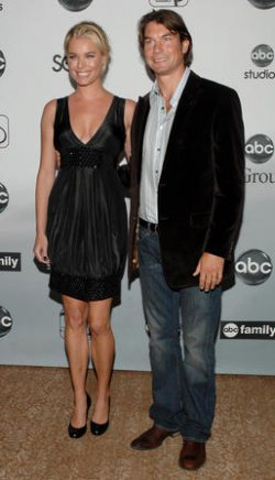 2007 ABC SUMMER PRESS TOUR PARTY FOR TELEVISION CRITICS IN BEVERLY HILLS