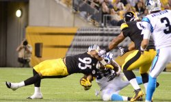 Carolina Panthers vs. Pittsburgh Steelers