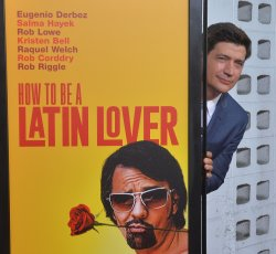 "Ken Marino attends the ""How to Be a Latin Lover"" premiere in Los Angeles"