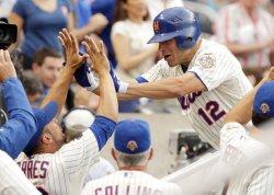 New York Mets vs Philadelphia Phillies at Citi Field in New York