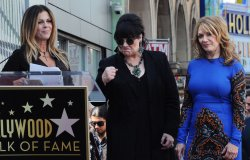 Heart receives a star on the Hollywood Walk of Fame in Los Angeles