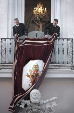 Pope Benedict XVI Last Day as Pope in Italy