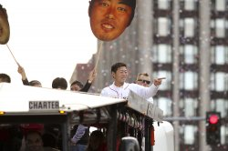 World Series Parade for Boston Red Sox