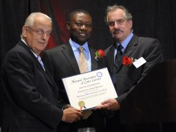 National Association of Letter Carriers's (NALC) National Hero of the Year Awards Ceremony in Washington