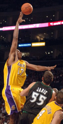 LOS ANGELES LAKERS VS MINNESOTA TIMBERWOLVES NBA GAME
