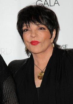 Liza Minnelli attends the 40th Annual Chaplin Award Gala in New York