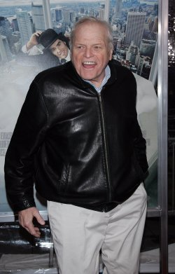 "Brian Dennehy arrives for the ""Arthur"" Premiere in New York"