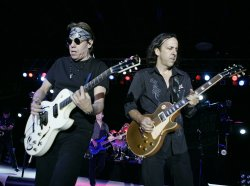 George Thorogood and the Destroyers perform in Pompano Beach, Florida