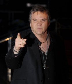"Meat Loaf attends the ""Brit Awards"""