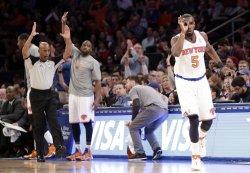 New York Knicks vs Milwaukee Bucks