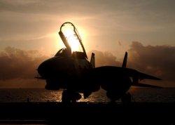 US NAVY F-14D TOMCAT