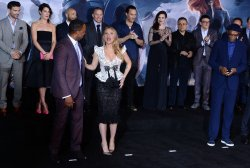 """""""Captain America: The Winter Soldier"""""""" premiere held in Los Angeles"""
