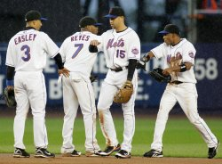 NEW YORK METS VS NEW YORK YANKEES