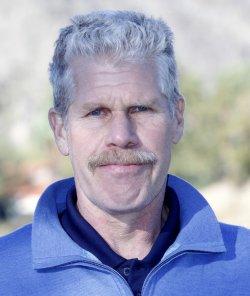 Ron Perlman arrives at the Bob Hope Classic Golf Pro-Am in La Quinta