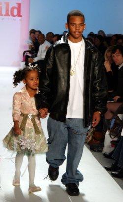 DAMON DASH KIDS TAKE PART IN CHILD MAGAZINE 2005 FALL/WINTER FASHION SHOW