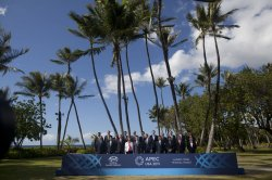 APEC Summit Continues in Hawaii